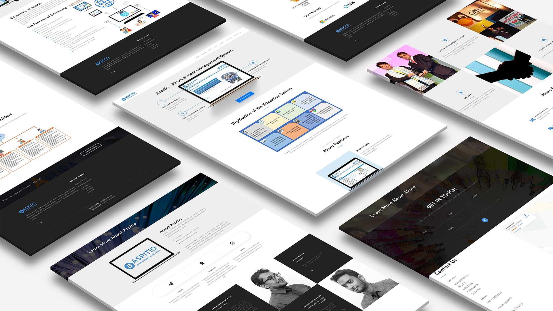 Aspitio Web Design Sri Lanka